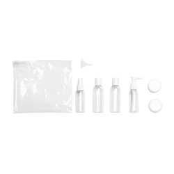 travel bottle set backpackkit