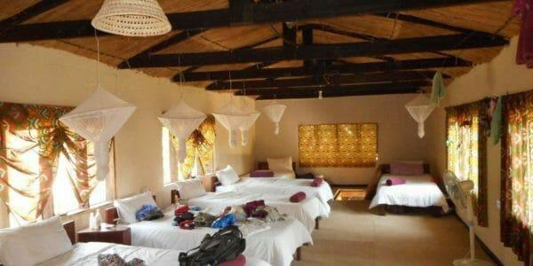 hostel backpacken afrika backpackkit