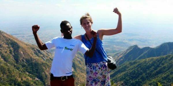 jolande backpacken afrika backpackkit